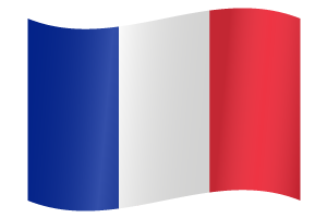 france-flag-waving