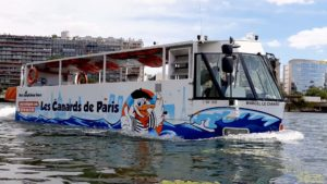Visite en bateau